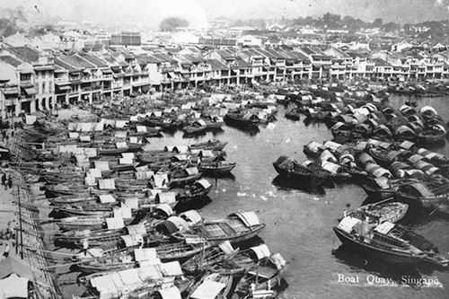 Clarke Quay and it's history (4/4)