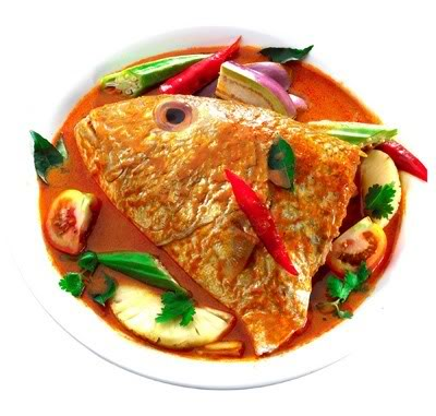 Fish Head Curry | Hidden Singapore