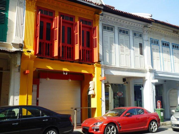 Singapore's colonial heritage (5/6)