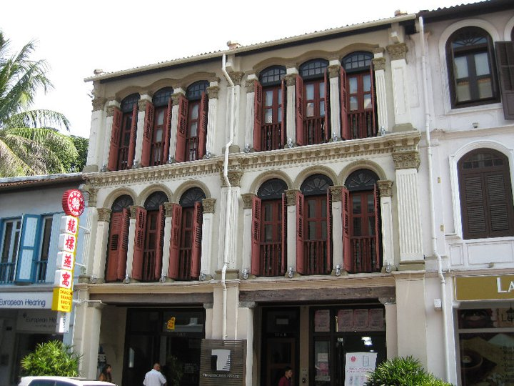 Singapore's colonial heritage (4/6)