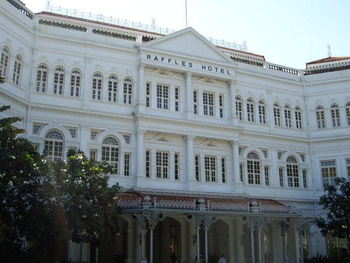 Singapore's colonial heritage (2/6)