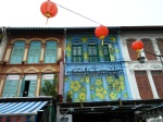 Painted Shophouses