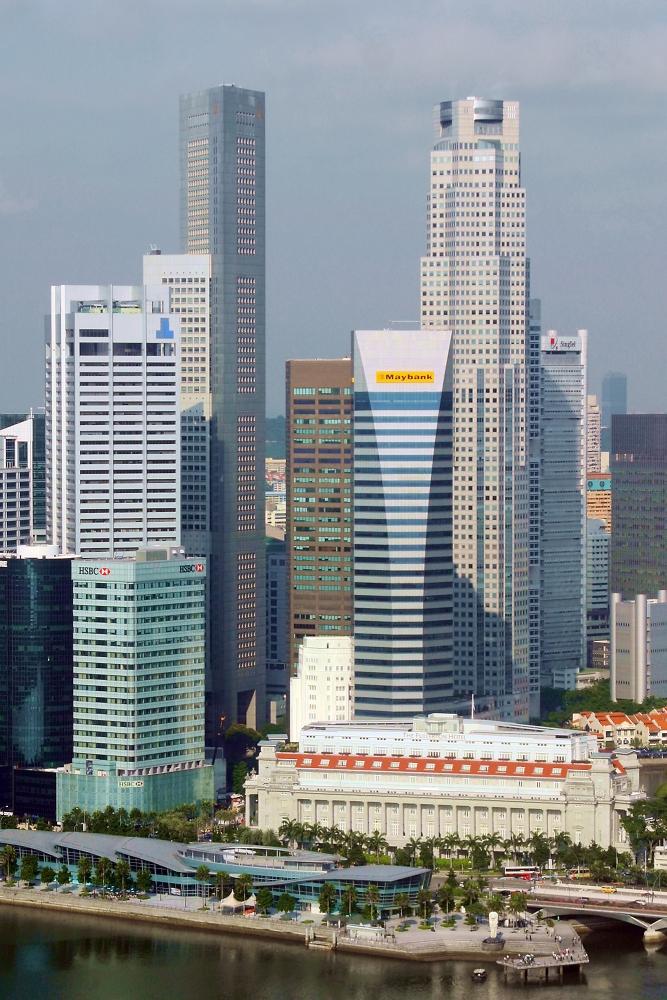 Singapore's colonial heritage (1/6)