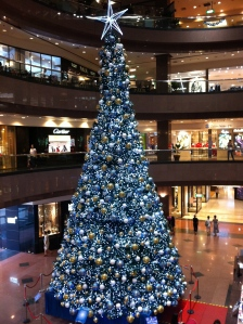 Xmas tree @Ngee Ann City