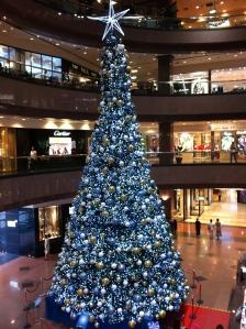 Xmas tree @Ngee Ann City