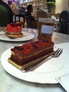 French patisseries in Singapore
