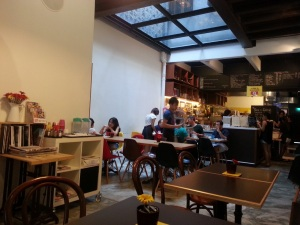 Selfish Gene Cafe